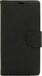OEM Fancy Diary Black (Galaxy J7 2016)
