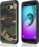 Okkes Camouflage Hard Cover (Galaxy A5 2016)