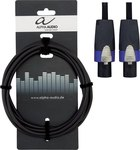 Alpha Audio Cable Speakon male - Speakon male 15m (190.915)