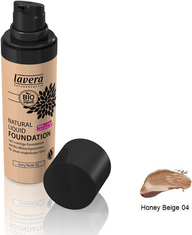 Lavera Natural Liquid Foundation Honey Beige 30ml