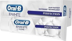 Oral-B 3D White Luxe Perfection 2 x 75ml