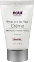 Now Foods Hyaluronic Acid Firming Night Cream 59ml
