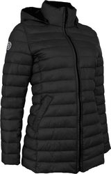WAXX WALKIRIE LONG JACKET GIRLS BLACK