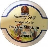 Dovo Merkur Lavender Shaving Soap 150ml