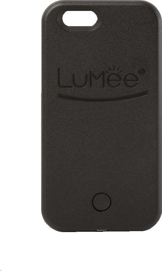 huge discount 1e0c9 080ee LuMee Case Μαύρο (iPhone 5/5s/SE)