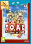 Captain Toad Treasure Tracker (Nintendo Selects) Wii U