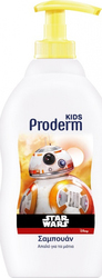 Proderm Kids Star Wars Σαμπουάν 400ml