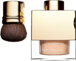 Clarins Skin Illusion Loose Powder Foundation 112 Amber 13gr