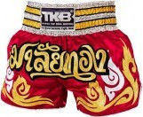 Top King Bordeux Thai Shorts
