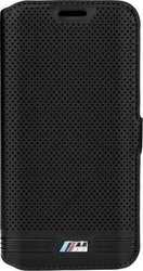 BMW Embossed Book Black (Galaxy S7)