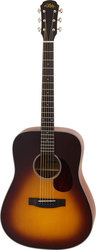 Aria 111 Acoustic Guitar Tobacco Sunburst