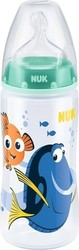 Nuk First Choice+ Finding Dory PP Πετρόλ, Θηλή Σιλικόνης Νο2 300ml