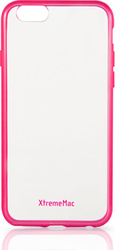 XtremeMac TPU Bumper Back Cover Pink (iPhone 6/6s)