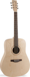 Norman Expedition NAT SG Solid Spruce ISYS+