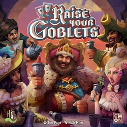 Horrible Games Raise your Goblets