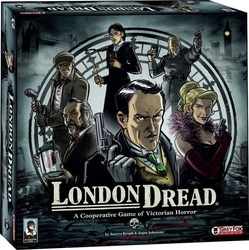 Grey Fox Games London Dread