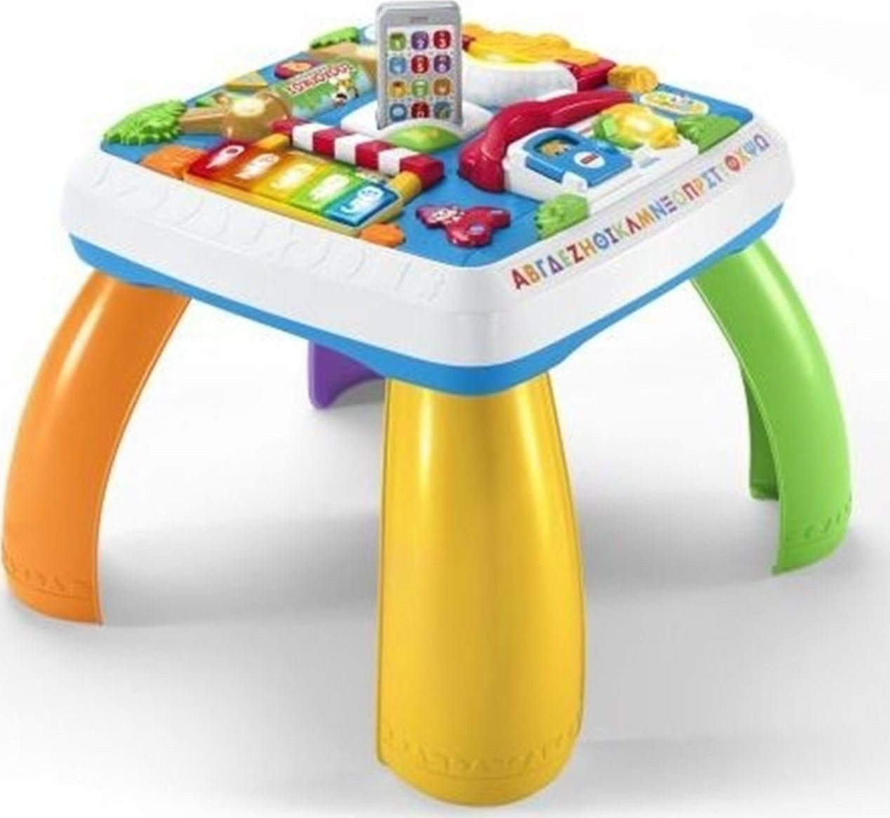 Elc Light And Sounds Activity Table 130928 Menu Fisher Price E