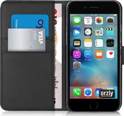 Orzly Multifunctional Wallet Μαύρο (iPhone 8/7)