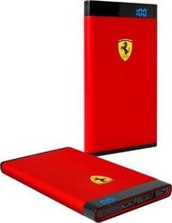 Guess Ferrari PowerBank Red Rubber 5000mAh
