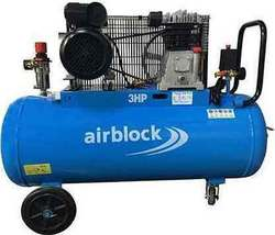 Airblock Work 100/3 3hp/100lt (LW-3008)