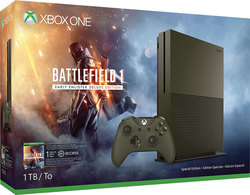 Microsoft Xbox One S 1TB & Battlefield 1 Special Edition