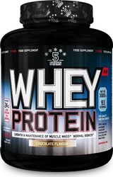 5 Stars Whey Protein 3000gr Σοκολάτα