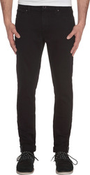 VOLCOM 2X4 DENIM PANT NEW BLACK