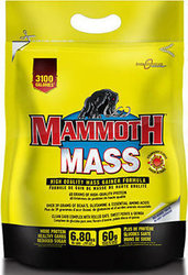 InterActive Nutrition Mammoth Mass 6800gr Βανίλια