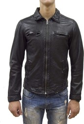 OAKWOOD HARPER BLACK JACKET