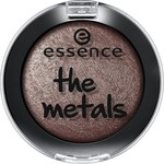 Essence The Metals Eyeshadow 03 Chocolate Frosting