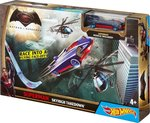 Mattel Hot Wheels: Batman Vs Superman - Superman Skyhigh Takedown