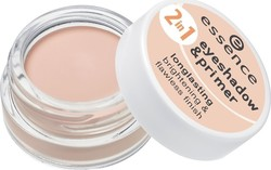 Essence 2in1 Eyeshadow & Primer 01 Nude Beige 5gr