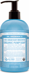 Dr Bronner's Shikakai Baby Soap Naked Unscented 355ml