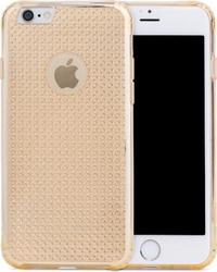 Remax Back Cover Μοτίβο Bright Gold (iPhone 6/6s Plus)