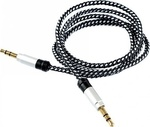 Tellur Cable 3.5mm male - 3.5mm male 1m (TLL311011)