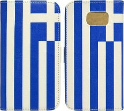 Ancus Book Greek Flag (Galaxy S6)