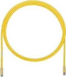 Panduit U/UTP Cat.6 Cable 3m Κίτρινο (NK6PC3MYLY)