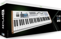 Arturia Keylab 61 + V. Collection Full Bundle