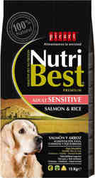 Picart Nutribest Adult Sensitive Salmon & Rice 15kg