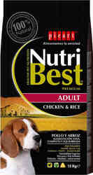 Picart Nutribest Adult Chicken & Rice 15kg