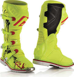 Acerbis X-PRO V.Boots Yellow