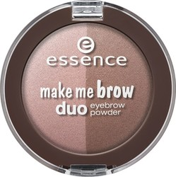 Essence Make Me Brow Duo Eyebrow Powder 01 Soft Blonde