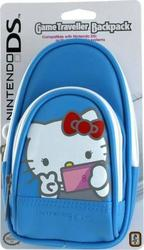 Nintendo Back Pack Hello Kitty Blue DS