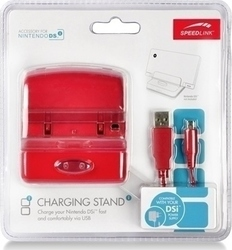 Sony Charging Stand Red DSi
