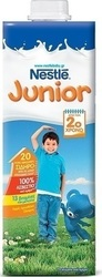 Nestle Junior Γάλα (UHT) 1lt