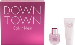 Calvin Klein Down Town Eau de Parfum 50ml & Shower Gel 100ml