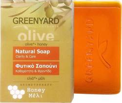 Greenyard Natural Soap Olive & Honey 100gr