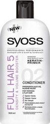Syoss Full Hair 5 500ml