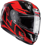 HJC RPHA11 Carbon Lowin MC-1