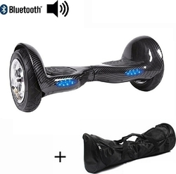 Smart Balance Wheel Hoverboard 10'' Carbon 700W